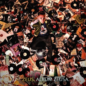 Zeus – Album Zeusa 2CD + podpis
