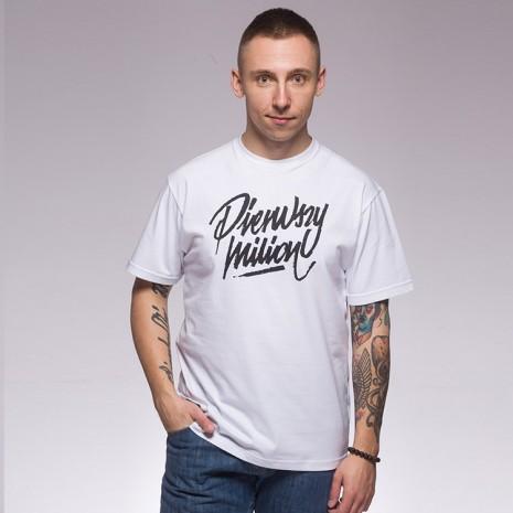 Koszulka Pierwszy Milion Basic