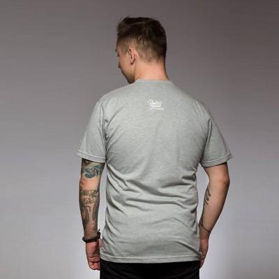 Koszulka PM NZ Szara/Biała