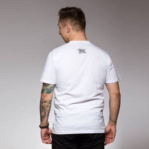 Koszulka PM NZ Biała/Czarna