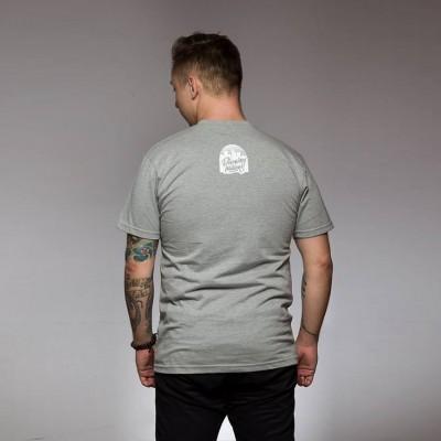 Koszulka PM Basic szara